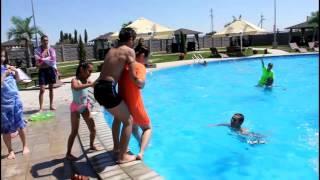 Download Тараз бассейн. Video
