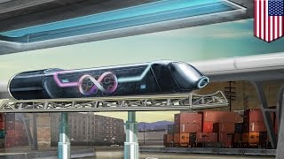 Download Hyperloop One test: World's first full-size hyperloop test in Las Vegas - TomoNews Video