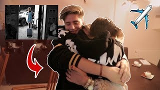 Download WE FLOWN FROM USA TO SPAIN FOR THIS SURPRISE (very emotional) Video