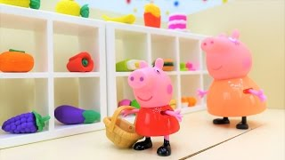 Download Свинка Пеппа и мама идут в магазин - Видео для детей Video