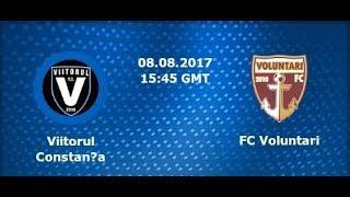 Download Viitorul Constanta - FC Voluntari LIVE HD 08.08.2017 Video