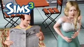 Download Sims 3 Funny Moment! 10 most stupid things to do while your wife gives birth Video