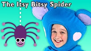 Download Spider Sing Along | Itsy Bitsy Spider and More | Baby Songs from Mother Goose Club! Video