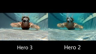 Download GoPro Hero 3 vs 2 - Under Water Comparison - GoPro Tip #60 Video