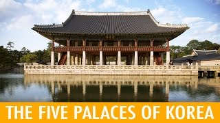 Download The 5 Grand Palaces of Korea (KWOW #189) Video