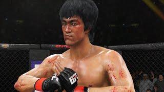 Download UFC 3 Gameplay - Bruce Lee vs Conor McGregor Video