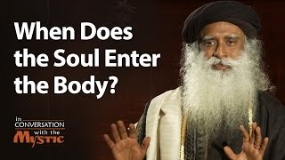 Download When Does the Soul Enter the Body? - Prasoon Joshi Asks Sadhguru Video