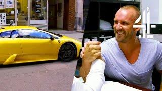 Download Arm Wrestling Over A £100,000 Lamborghini | Posh Pawn Video