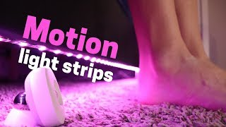 Download Motion Activated Light Strips: My Automated Lights Set Up Video