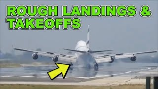 Download Rough Plane Landings and Takeoffs getting you through the week Video