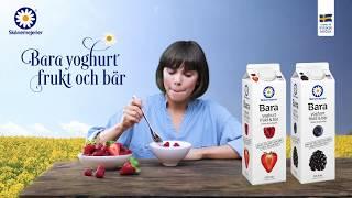 Download Bara yoghurt frukt och bär Video