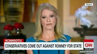Download • Kellyanne Conway: 'Scope and Intensity' against Mitt Romney selection 'Breathtaking' • 11/27/16 Video