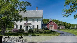 Download Video of 1152 Center Road   Lyndeborough New Hampshire real estate & homes by Shirley Sullivan Video