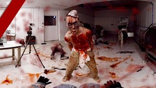 Download 360 BLOOD ROOM Horror - 4K Video