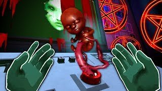 Download IT LIVES INSIDE THE BUTTON - Please, Don't Touch Anything 3D (VR) Video