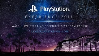 Download PlayStation® Live from PSX 2017 | English Video