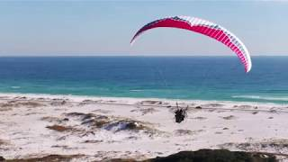 Download Paramotor Drone Chase Flight Video