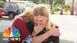 Download Santa Fe Student On School Shooting: 'I Was Scared For My Life' | NBC News Video