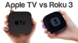 Download Apple TV vs Roku 3 Video