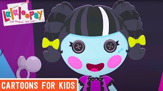 Download Scraps Stitched 'N' Sewn | Sewn On Date | We're Lalaloopsy | Now Streaming on Netflix! Video