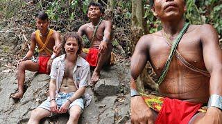 Download Me perdí por la jungla con una TRIBU NATIVA | Panamá Video