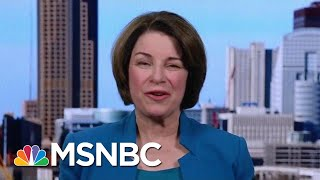 Download Amy Klobuchar: I Am Someone Who Gets Things Done | Morning Joe | MSNBC Video