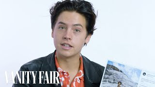 Download Cole Sprouse Explains His Instagram Photos | Vanity Fair Video