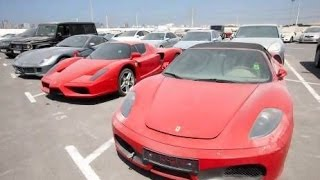 Download The Abandoned Supercars of Dubai! Video