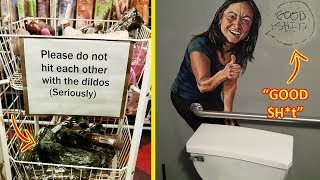 Download 10+ Hilarious Times Shops Made Their Customers Laugh Out Loud Video