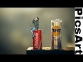 Download Mini Nature | Boy Sitting On Coke Can | Photo Manipulation | PicsArt Editing Tutorials Video