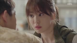 Download 송혜교, 송중기 주사 바늘 하나로도 '알콩달콩' [태양의 후예] Video