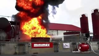 Download Minimax Produktvideo Druckluftschaum-Löschanlage DSLA CAFS Video