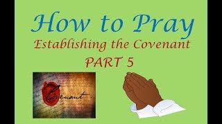 Download Israelites, How to establish a covenant Video