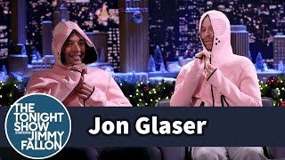 Download Jimmy Has a Super Relaxed Interview with Jon Glaser Video