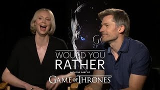 """Download The Cast of Game of Thrones Plays """"Would You Rather"""" Video"""