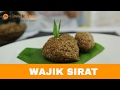 Download Wajik Sirat | Try Masak | iCookAsia | Kuih Raya Video