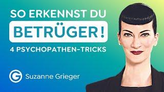Download Vorsicht: Psychopathen! Tricks gegen Trickser // Suzanne Grieger-Langer Video