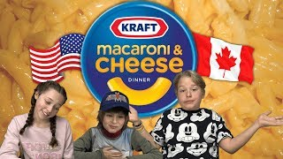Download German Kids try Kraft Dinners (Mac & Cheese) Video