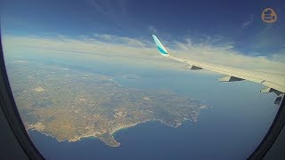 Download Flight-Report - Einmal Mallorca und zurück mit Eurowings A320 Video