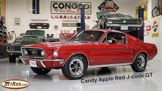 Download 1968 Mustang GT Fastback J-code - MyRod Video