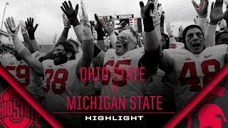 Download Ohio State Football: Michigan State Highlight Video
