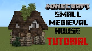 Download Minecraft - Medieval house tutorial Video