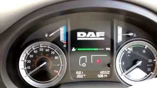 Download Inside the new Daf CF Video