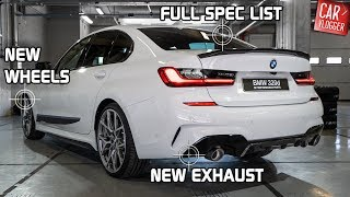 Download SNEAK PREVIEW the NEW 2019 M Performance Parts | FULL SPEC LIST Video