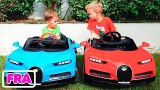 Download Vlad et Nikita - histoires drôles sur Cars for Kids Video