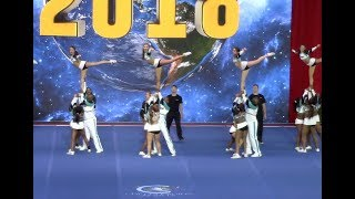 Download Cheer Extreme Raleigh Cougars Coed HIT at Worlds 2018 New SAFE Music Video