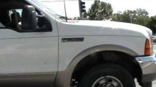 Download Exhaust Pipe Came Loose on Ford Excursion Video