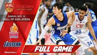 Download Tanduay Alab Pilipinas vs. Hong Kong Eastern | FULL GAME | 2017-2018 ASEAN Basketball League Video