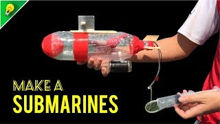 Download How To Make A Submarine - From Plastic Bottles & Coca Cola - Amazing DIY Projects Video