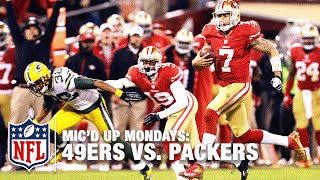 Download 49ers Mic'd Up vs. Packers (2012) Divisional Round Playoffs | #MicdUpMondays | NFL Video